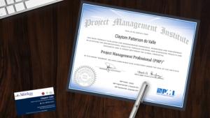Certificado PMP PMI